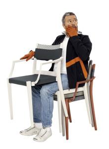 Verspielter Designer: Philipp Starck
